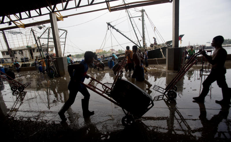 Fishing industry in Thailand fixing some abuses, agency says