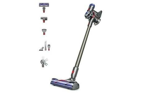 Dyson V8 Animal Complete Cordless Vacuum Cleaner - Credit: Argos
