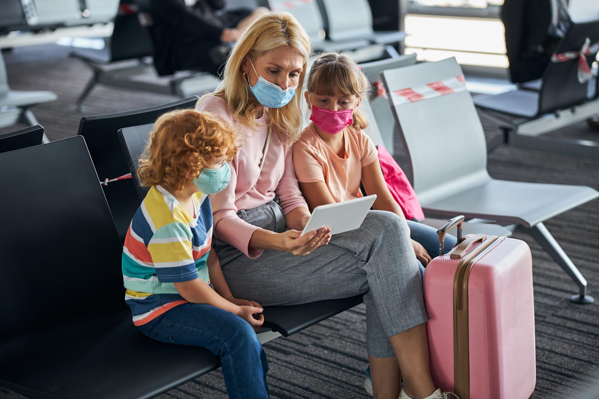 People must prove valid reason for travel abroad from Monday - or face £200 fine