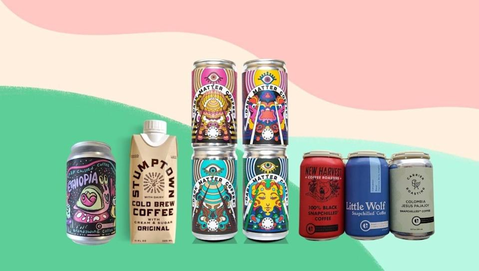 5 barista-approved canned coffees you can order online