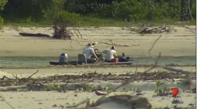 The search for the missing woman has been extensive. Source: 7 News.