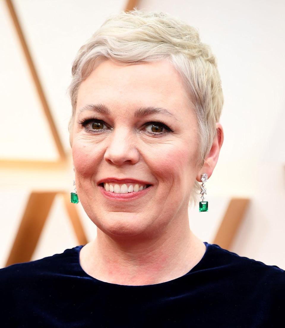 """<p>The Oscar-winning actress opened up about trying Botox back in 2015. """"I have done Botox and I LOVED it [but] I've done it when I know there is a big gap [between roles],"""" she said according to <em><a href=""""https://www.mirror.co.uk/3am/celebrity-news/olivia-colman-kept-botox-secret-23400473"""" rel=""""nofollow noopener"""" target=""""_blank"""" data-ylk=""""slk:The Mirror"""" class=""""link rapid-noclick-resp"""">The Mirror</a></em>. """"I didn't tell my husband and then for about six months he kept saying, 'Hello, Pretty!'""""</p>"""