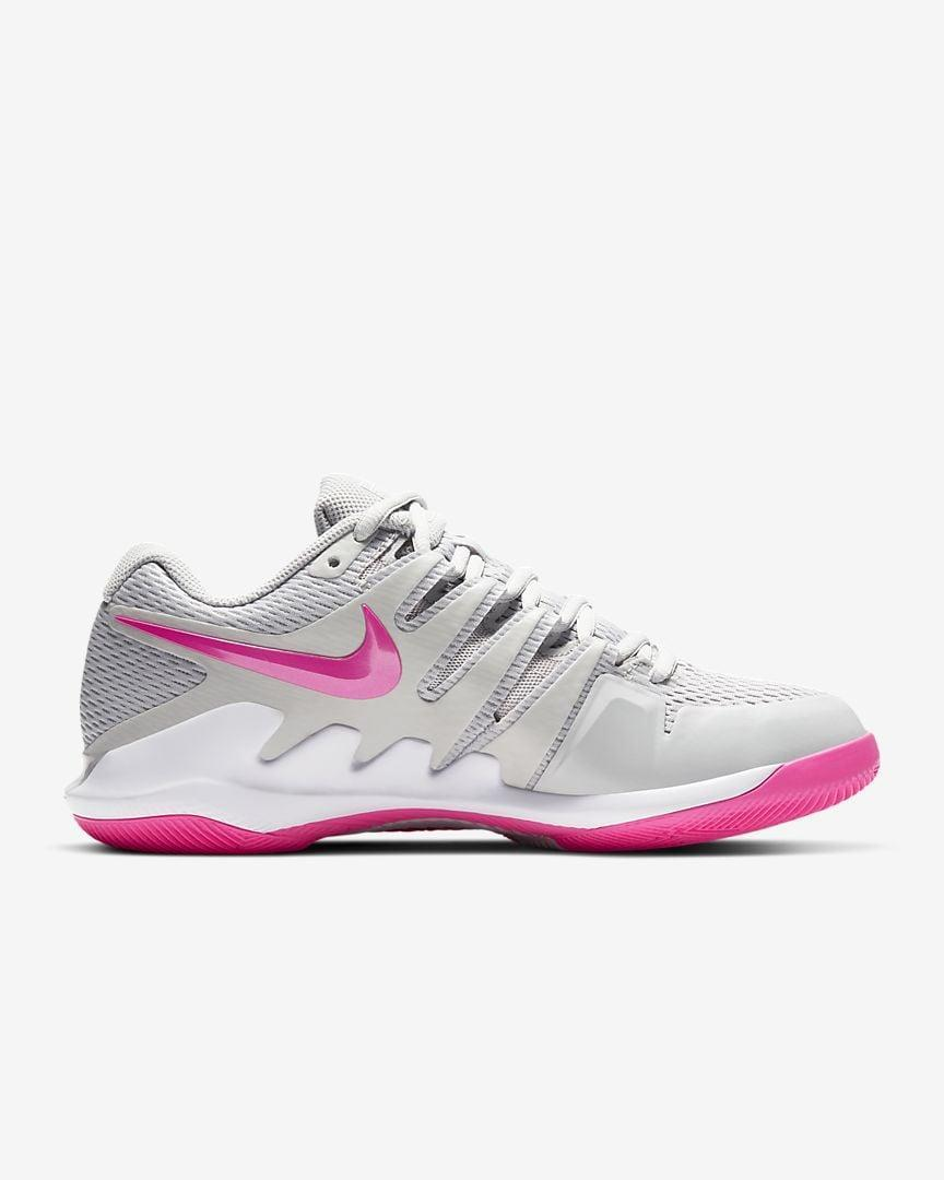 <p>The nice thing about tennis is that it's a relatively low maintenance sport. All you really need is a racquet, a court, and a pair of tennis shoes. These <span>NikeCourt Air Zoom Vapor X</span> ($150) are a personal favorite.</p>