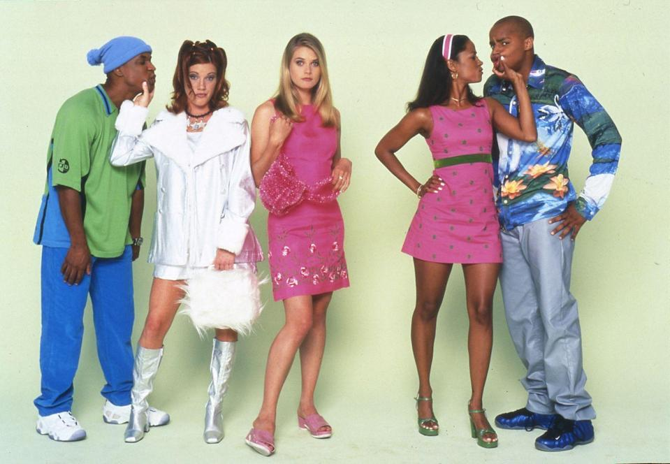 <p>To be clear, this show was not as good as the movie. And it didn't star Alicia Silverstone as Cher. And the fact that it lasted three seasons on TGIF is fully shocking. But it tried. Bless its confused '90s heart!</p>