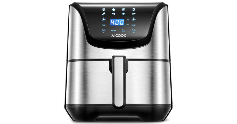 AICOOK 1700W 5.8Qt Air Fryer (Photo: Amazon)