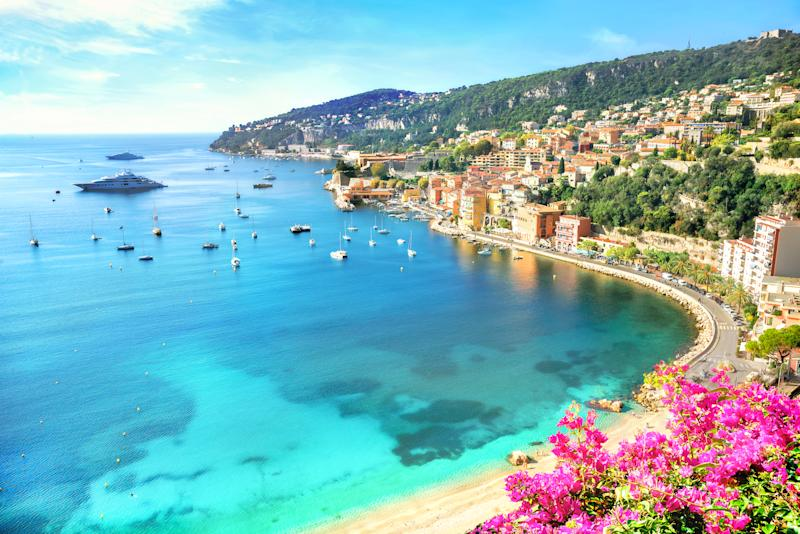 Cote d'Azur in France [Photo: Getty]