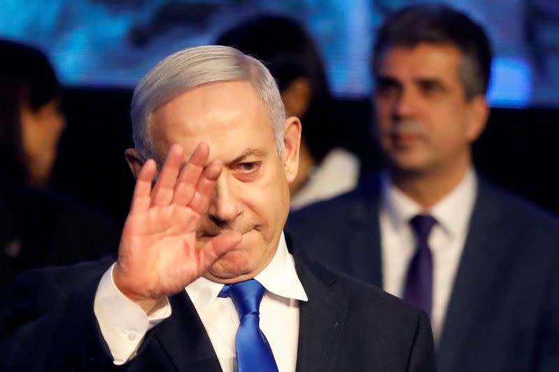 Netanyahu wins party vote in boost ahead of Israeli election