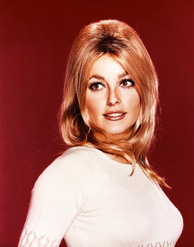 Sharon Tate. (Herbert Dorfman via Getty Images)