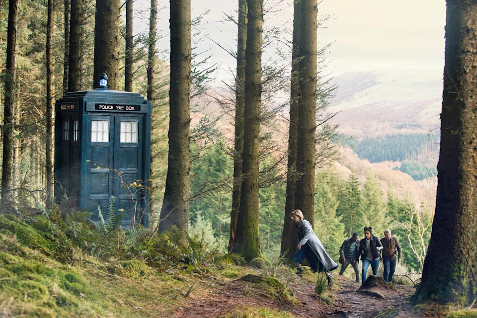 Doctor Who: It Takes You Away (BBC)