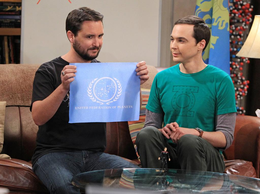 "<b>Wil Wheaton on ""The Big Bang Theory"" (November 8) </b><br><br>Sheldon's arch-nemesis returns once again… and he's brought backup. Wheaton makes his sixth ""Big Bang"" appearance as a devious version of himself, and he's joined by ""Star Trek: TNG"" co-star LeVar Burton. But this time, it's Sheldon's main squeeze Amy who's picking a fight with Wheaton. Hmmm… we sense a big ol' nerd-fight coming on.  <br><br><b>Worth Watching?</b> Wheaton seems to defy the above-mentioned ""Big Bang"" guest star corollary, and we're big ""TNG"" nerds, so it's a yes for us."