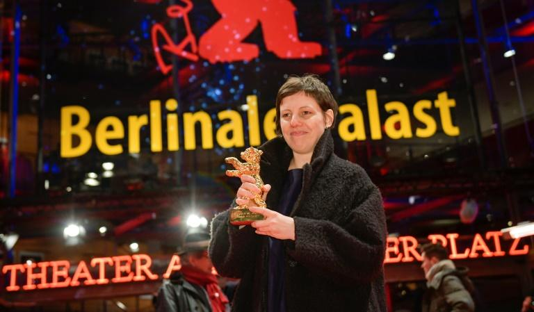 """Romanian director Adina Pintilie says her movie was intended to """"invite you the viewer to dialogue"""" with its frank portrayals of sex, disability and inhibitions"""