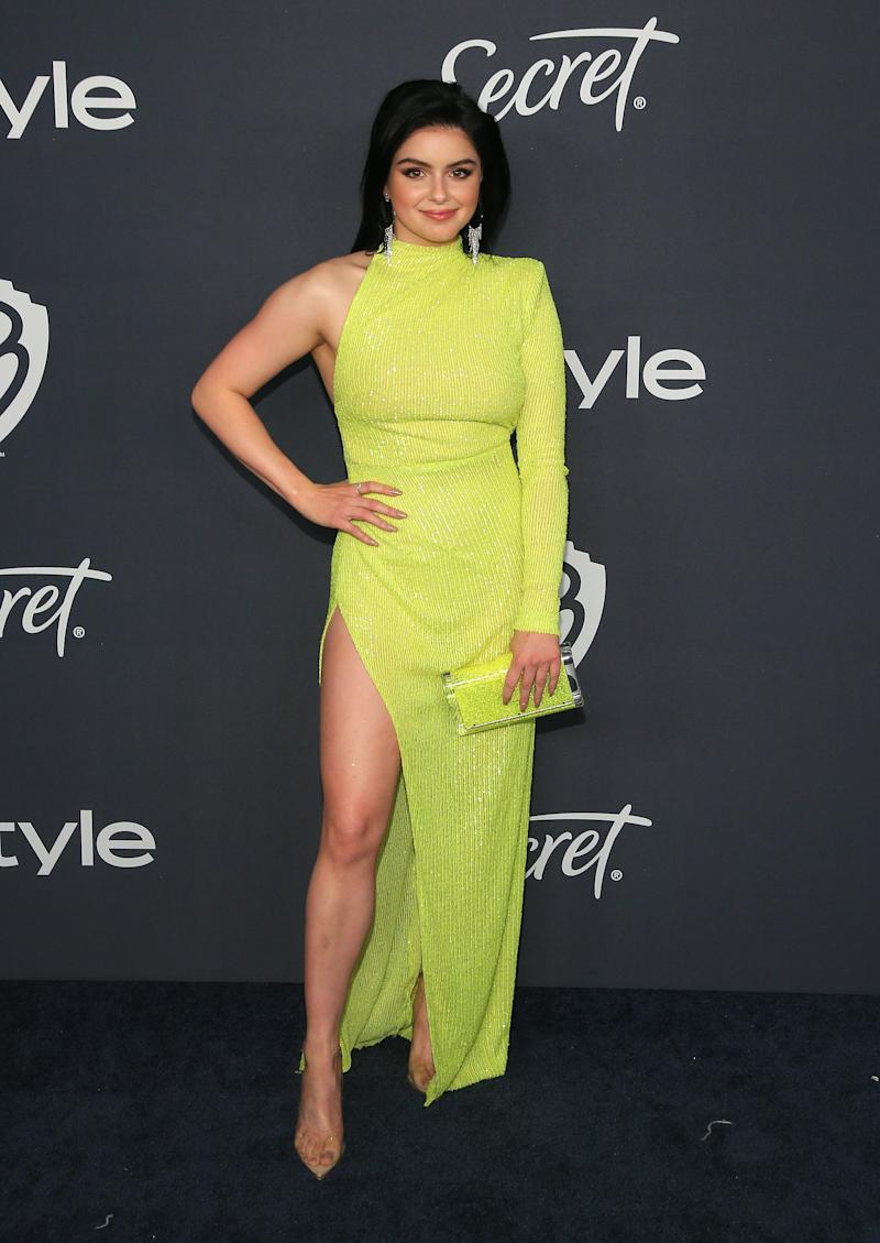 Ariel Winter. (Photo by Jemal Countess/FilmMagic)