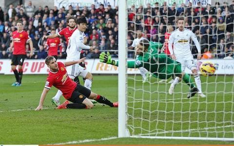 "The painful reality for Swansea City is that with ten minutes left on the clock, they were still in this game and then Jose Mourinho's team went in for the kill in a way that Manchester United sides once did as a matter of course once they detected weakness. It was, all told, a ransacking led by the big players in three raids: Romelu Lukaku and Paul Pogba scoring in a four-minute blitz of Swansea's retreating defence. Possession was turned over, knock-downs were won and even when the game was decided and Swansea had all but offered their surrender, so United came back for more. By the end Anthony Martial, an effective substitute, had swept in the fourth and the afternoon felt very different. Not since 1907 have United begun a season scoring four goals in their first two games and while they have faced West Ham and Swansea, clubs who seem to have emerged from the summer without a clear idea of the kind of teams that they want to be, it does at least seem that Mourinho's players know. Pogba was the game's standout player, surviving a challenge on Martin Olsson that might well have been a yellow card had Jon Moss not given him one earlier for a foul on Tom Carroll. Eric Bailly scores Manchester United's opener Credit: AFP Pogba looms over the every aspect of the game, the kind of player whose considerable presence must appear in the peripheral vision of just about every opponent when in possession of the ball. He seemed to be there at every critical moment of the game, winning a corner late in the first half, winning the subsequent header that led to Eric Bailly's first goal, and then in the second half, the Frenchman led the way again. Pogba's form is a continuation of that devastating performance he turned in for France against England in Paris at the end of last season, a combination of the physicality and the delicate touch that he showed in scoring United's third of the afternoon. Between them, Pogba and Lukaku now have five goals in two games and it is Pogba whose personality seems to be key to this team – when he is confident and diligent, then so are United. Mourinho did not feel that the decision of referee Moss, an official with whom he has history, to award the first yellow card was justified, let alone the second that never came. Paul Clement could not bring himself to claim a missed dismissal either and he has more pressing concerns on his mind. Swansea have barely had an effort on goal in their first two games, and the closest they came this time was Jordan Ayew's clever shot with the outside of his right foot in the first half which grazed David De Gea's crossbar from an unexpected angle. Tammy Abraham, on loan from Chelsea, showed some nice touches on his first team home debut with Fernando Llorente still out, it looks like a tall order to ask the teenager to shoulder all the burden. Mourinho expressed the hope on Clement's behalf that he would get the £45 million from Gylfi Sigurdsson's sale to spend on the team, the kind of remark the Swansea manager would probably rather someone else had made. Clement also lamented the absence of the injured Ki Sung-yueng and yet he could make no guarantees about new arrivals before Swansea play Crystal Palace next Saturday. Clement was also angry about his team's concentration wavering at the end of the first half, when they conceded what he considered a rare goal direct from a set-piece. Bailly had already put one clearance on the roof of the main stand before he was the one who reacted the quickest to score when Fabianski made a good save from Pogba's header. Romelu Lukaku scores his third goal in two games for Manchester United Credit: ACTION IMAGES In defence alongside Bailly, Phil Jones kept his place and was impressive again, heading against the bar from a corner. It might have been different for Marcus Rashford – who faded in the second half before eventually being substituted – if he had finished on 36 minutes. Booed for his dive in the fixture at Old Trafford last season, he had torn through the Swansea defence only to poke a lame shot at Fabianski. Rashford has an urgency about him that suggests he knows that patience is limited, and he started strongly only to lose his way. The challenge this season will be maintaining the freedom to his game that made him a success in the first place. He came off when Mourinho made his changes with 15 minutes to go, at a point when United had at times been on the back foot. Clement had earlier switched from a three-man defence to a 4-3-3 formation and tried to put some pressure on Daley Blind at left-back, United's weakest link in the back four. Mourinho responded by bringing on Martial and then Marouane Fellaini into the midfield at the expense of Mata. ""I don't want to be the kind of manager who is happy to lose 1-0 at home,"" Clement said, and once his five-man defence had been dismantled, United's response was impressive. Henrikh Mkhitaryan claimed two of the assists as the space opened up, redirecting the ball from Martial's driving run into the path of Lukaku. Then the Armenian did the same for Pogba who lifted the ball over Fabianski, having intercepted Carroll's ball to begin the move. Swansea had coped badly with the tactical switch and the fourth transformed the scoreline into something much more painful for the home crowd, Pogba again involved before Martial cut onto his right foot and picked a spot in the corner. Mourinho reminded everyone that United had won the first two games of last season and he did not have to add that they were nothing like title challengers come May. A certain confidence has returned to United that has not always been detectable in this team over the last four years. Pick your free Telegraph Fantasy Football team now and start scoring from the next kick-off >> 2:37PM Another strong performance from Nemanja Matic He had the most touches of any Manchester United player today, and built on his strong performance last week. Nemanja Matic's game by numbers vs. Swansea: 90.2% pass accuracy 74 passes completed 5 clearances 4 blocks 3 tackles won 2 aerial duels won pic.twitter.com/f5T0VNE8Wj— Squawka Football (@Squawka) August 19, 2017 2:34PM United hit the front Granted there are eighteen teams in the Premier League with a game in hand on them, but Jose Mourinho's side go top of the league in impressive fashion, with an early goal difference of +8. Manchester United looking down on the rest and can now watch their rivals try to respond https://t.co/qOK7Bo4cbxpic.twitter.com/GdlCMgQ82U— Telegraph Football (@TeleFootball) August 19, 2017 2:32PM Mkhitaryan wins Man of the match After a quiet first half, the Armenian managed to take advantage of space opening up as Swansea tired in an effort to get themselves back into the game. He had a hand in two of the three second half goals and was United standout player. Marcus Rashford and Paul Pogba were also impressive - while Romelu Lukaku managed to secure his first goal and win against Swansea since 2014. A good day at the office all round 2:30PM Manchester United's attacking display 2:28PM Reaction Manchester United scored three goals in three minutes and 41 seconds in emphatically beating Swansea in their first game since Gylfi Sigurdsson's departure. Impressive from #mufc. More assertive and clinical than before, and that spine so strong. Another powerful finish. #SWAMUN— Henry Winter (@henrywinter) August 19, 2017 Impressive stuff from #MUFC. Mkhitaryan is a wizard #SWAMUN— Dan Walker (@mrdanwalker) August 19, 2017 2:21PM Full time - Swansea City 0 - 4 Manchester United Another three points, another four-nil, another clean sheet. It's looking very good for Manchester United and Jose Mourinho at this early stage, but Swansea will be disappointed at their late collapse in both halves - they need to add or they could find themselves in trouble this season. 2:21PM Time on ball (at full time) Possession: Swansea vs Man Utd 2:21PM Average touch positions (full time) Average touch positions (full time) 2:20PM Decent effort from Jordan Ayew The Swansea front man battles well just outside the United box - staving off Paul Pogba in his attempts to win the ball before turning and firing wide. Smacks of ""too little too late"" - they could have done with that battle and intent earlier in the day, really. 2:18PM Three minutes of added time Both sides are keen to get this one over with now. Neither side are showing much attacking intent on the ball now as we enter the final stages. 2:16PM Swansea need to invest Granted they're still recovering after Gylfi Sigurdsson's departure earlier in the week, but it looks as if this side could get sucked into a relegation battle unless they bring in a couple of fresh faces. They're supposedly looking at Nacer Chadli and Wilfried Bony, but you feel as if they're lacking energy and creativity in the middle of the pitch and a real leader at the back. Meanwhile, up the other end of the pitch, Manchester United are looking like title contenders early in the season. Two games, eight goals, none conceded, six points. Dream start. 2:12PM 4-0 to Manchester United This is getting really familiar now. Four goals for the second week running, and it's Anthony Martial making an impact again. Paul Pogba takes the ball off Romelu Lukaku and drives at the Swansea back four. He knocks the ball to Martial out wide who cuts in and slots past Fabianski. They're turning on the style now. 2:12PM GOAL! A goal from Anthony Martial for Man Utd makes the score 0-4. Swansea 0 - 4 Man Utd (Anthony Martial, 84 min) 2:10PM Goal - Pogba adds the gloss A second in quick succession - deja vu anyone? United are enjoying the latter stages of a game for the second week in a row. Good work from Mkhitaryan again as he drives down the wing and puts Paul Pogba through on goal for the Frenchman to place the ball high into the net past Fabianski. 3-0 Manchester United. Game over 2:09PM GOAL! It's cruise control for Man Utd now! Paul Pogba makes it 0-3. Swansea 0 - 3 Man Utd (Paul Pogba, 82 min) 2:08PM GOAL! Romelu Lukaku has doubled Man Utd's lead - it's now 0-2. Swansea 0 - 2 Man Utd (Romelu Lukaku, 80 min) 2:08PM It's been a mismatch at Liberty Stadium so far Man Utd are dominating this game, firing in a total of 15 shots compared to five from Swansea so far. Swansea vs Man Utd shots on goal 2:08PM Goal - Lukaku nets number two Just what they needed. Lukaku puts the game to bed. After initially providing a knock down to Anthony Martial following a long ball, Mkhitaryan provides a through ball to the Belgian, in space in the Swansea penalty area, to slot past Fabianski 2:05PM Time on ball (60 - 75 min) Possession: Swansea vs Man Utd 2:05PM Into the last fifteen minutes Swansea's passing has dipped in quality over the last few minutes and they've been forced into a couple of important defensive challenges, most notably Fernandez thwarting Lukaku after strong work from Pogba in midfield. United are looking more comfortable again but could do with a second to put this game to bed. 2:01PM Substitutions for Manchester United Marcus Rashford makes way for Anthony Martial - he's looked like United's best attacker so far. Juan Mata also makes way with Marouane Fellaini taking his place. 2:01PM Yellow card for Leroy Fer Daley Blind unleashes a shot from the edge of the box, however play is brought back for a late challenge by Leroy Fer on his compatriot. It's a free-kick in a dangerous area, outside the 'D' to the left hand side. Decent effort from Pogba - Fabianski wasn't getting across - but the ball floats over. 1:59PM Chance for Swansea! The ball is whipped in from a corner and bounces across the six yard box as two or three Swansea players can't connect. The pace has slowed a little but Swansea are enjoying a good spell. 1:57PM United could do with a second goal Swansea look like they're going to go for it here. After a couple of half chances and the attack minded substitutions they've just made they're beginning to put the visitors under pressure. Word is that Anthony Martial will be on shortly for United, but first they'll need to defend a Swansea corner 1:54PM Attacking intent from the home side? Wingers Wayne Routledge and Luciano Narsingh replace central defender Kyle Bartley and debutant Roque Mesa. 1:53PM Swansea starting to look more dangerous They've been unable to unlock a well drilled Manchester United defence thus far, but in the last couple of minutes they've created a couple of decent openings. First, Martin Olsson finds Tammy Abraham in space in the United box, however the teenage talent is a little too far out to challenge the united goal even with a free header. Next, Jordan Ayew gets the ball just outside United's defensive third. Tammy Abraham made a good run as Ayew drove at Eric Bailly, but he wasn't able to pick him out. Shortlu after, Jordan Ayew provides his best moment of the match, finding space out wide before flashing a ball across the box. A decent spell for Swansea 1:48PM Time on ball (45 - 60 min) Possession: Swansea vs Man Utd 1:47PM Decent spell for Swansea It looked as if Swansea heads were dropping and the fans were getting frustrated, but the Swans managed their first meaningful attack of the half, working the ball down the right hand side well through Leroy Fer before a mix up between Abraham and Ayew broke their momentum. There are positive moments for the home side, but they're so infrequent that it's hard to envisage them creating more than one chance against a disciplined United defence screened by Nemanja Matic. 1:42PM Swansea starting to look a little ragged Manchester United are starting to force a few errors out of Swansea at the back. After confusion between Kyle Bartley and Lukasz Fabianski, United win a corner and manage to put the ball in the box. Swansea struggle to clear and a series of poor touches and frantic passes gift possession back to the visitors. Are the wheels starting to come off for Paul Clement's side here? A lot of holes for the likes of Rashford and Lukaku to exploit are appearing. 1:37PM Another United corner A misplaced header from Kyle Bartley gives Juan Mata the chance to put the ball in the box. They clear the danger initially but after good work from Mata and Valencia down the right hand side, they force another corner. They always seem to have an extra man out wide. The second corner comes to nothing, but United quickly assume control of the second half. 1:35PM United start at walking pace The visitors start the second half by just knocking the ball around at the back. Swansea seem happy to let them do it. The Swans finally manage to get themselves on the ball, and after creating a solid crossing position they fail to pick out Tammy Abraham at the back post as he was left one-on-one against Phil Jones. 1:33PM Second half underway United are half way to a 100% start to the season and extending Jose Mourinho's unbeaten run against teams from Wales. Can Swansea claw their way back into this? 1:31PM Thoughts of Telegraph Sport's Chief football writer Sam Wallace gives his thoughts on Tammy Abraham and Marcus Rashford Thought Abraham showed some decent touches in first half, but the teen standard is set by Rashford who is younger of the two by four weeks— Sam Wallace (@SamWallaceTel) August 19, 2017 1:30PM A quiet half for Mata and Mkhitaryan The United duo have been largely frozen out of this first half and barring a Juan Mata free kick that resulted i Phil Jones hitting the bar, it's hard to recall much involvement from the pair. Does this leave things nicely poised for Anthony Martial to make another late impact? 1:26PM Paul Clement will be disappointed Swansea did their job for the vast majority of that half - had they gone in at 0-0 he can't have had many complaints, really. Conceding a goal right at the end of the half, from a set piece at which a lack of concentration allowed Paul Pogba and Eric Bailly to attack the ball unchecked, will have frustrated Paul Clement. Barring the odd lapse, his side defended well and only had to hold on another minute or so to go in level at the break. It'll be a big ask if they're to take anything from the game now. 1:19PM Half-time - Manchester United lead Despite Swansea digging in and shutting United out for the vast majority of that half, you can't begrudge the visitors a half time lead. They've dominated possession for long periods and forced Swansea to defend the edge of their own box. The home side started to grow into the game and found the odd chink in United's armour with a more direct style of play from set pieces and striker Tammy Abraham's brave efforts to hold the ball up. But it's a deserved lead. 1:17PM Time on ball (first half) Possession: Swansea vs Man Utd 1:17PM Average touch positions (half time) Average touch positions (half time) 1:17PM Goal - United bundle the ball into the net Swansea's hard work is undone from a United set piece. Paul Pogba forces Lukasz Fabianski to tip the ball onto the bar after meeting an inviting delivery from a corner with a bullet header. Eric Bailly follows up to bundle the ball over the line for his first United goal. 1:16PM GOAL! Eric Bailly strikes late in the first half to open the scoring. 0-1 to Man Utd. Swansea 0 - 1 Man Utd (Eric Bailly, 45 min) 1:14PM Into the last five minutes of the half Swansea's defensive set up is forcing the likes of Mhiktariyan to drop deeper to get involved and United to play diagonal balls from further and further towards their own half. The latest results in a corner but the visitors can't take advantage. A moment of concern for Swansea as Fabianski fumbles a cross into the feet of Juan Mata, however the Spaniard's effort is a weak one as a wall of Swansea defenders force him to rush his finish. 1:13PM Man Utd pinning the hosts back in their own half The visitors are keeping the Swansea defence busy so far. Swansea vs Man Utd 1:11PM The shot count is similar Swansea and Man Utd are evenly matched in attack so far - the vistors have fired in six shots to the hosts' three. Swansea vs Man Utd shots on goal 1:10PM Another chance for Swansea to load the box Entertaining half so far. Swansea have another chance to test United's defence with a free kick midway inside United's half. Roque Mesa picks out Kyle Bartley at the far post but his header across goal loops harmlessly out wide. They're not taking advantage, yet, but Swansea have found United wanting from a couple of set pieces so far. Can they find joy through a more direct style of play through set plays and hitting Abraham up front? 1:07PM Huge opportunity Alfie Mawson, who's made a strong start to the game, attempts to knock a header back to his keeper but puts it right into the path of arguably United's most dangerous player so far - Marcus Rashford. The England cap tries to be a little too clever and flicks the ball into Lukasz Fabianski's grateful arms. Looked like he expected the Pole in goal to go to ground so he could dink it over him. 1:06PM Swansea missing Sigurdsson but finding their feet There are signs that Swansea are starting to grow into this game. They do really well when they get Jordan Ayew playing off Tammy Abraham who's done well holding the ball up and offloading short passes on occasion. If Gyfli Sigurdsson was the man operating behind Abraham could they be doing more damage? Swansea win a corner after Ayew and Abraham link up well from which Kyle Bartley puts a tame header wide. 1:02PM Frantic few minutes A fast-paced period of play ends with Paul Pogba giving John Moss a decision to make. Tammy Abraham is dispossessed by Phil Jones at the edge of the United box in an attempt to hold the ball up. United break through Rashford, and after the youngster is crowded out, the ball finds it's way back to Pogba who lunges in after a heavy first touch. Probably not a second yellow, but he can't have another one of those. 1:02PM Time on ball (15 - 30 min) Possession: Swansea vs Man Utd 12:58PM Paul Pogba booked Pogba comes through the back of Tom Carroll presenting Swansea with their first chance to load the box - which they fail to take. An uneccesary bit of pressure for United to withstand. Are Swansea's defensive tactics starting to frustrate the visitors? 12:54PM Great tackle from Kyle Bartley to deny Rashford After the ball bounces harmlessly through Swansea's midfield from a long ball, Rashford runs at Kyle Bartley but the former Leeds and Rangers man pulls out a firm but fair tackle to prevent the United man going through on goal. 12:51PM Swansea struggling for meaningful possession Swansea enjoy a brief reprieve from defensive duties. They go direct to Tammy Abraham who brings the ball down well, and enjoy brief possession in the United half before surrendering the ball. They look very much like a side playing without a key midfielder willing to take the ball under pressure in the middle i.e. Sigurdsson. United are doing well at working the ball in good positions out wide but are lacking an end product. They've been largely reduced to diagonal balls into Lukaku or long shots - apart from the set piece that saw Jones hit the bar. 12:50PM Man Utd enjoying plenty of touches of the ball so far Man Utd have had 192 touches of the ball compared to 102 by Swansea. Swansea vs Man Utd 12:48PM Time on ball (0 - 15 min) Possession: Swansea vs Man Utd 12:44PM United playing a patient game They've started to impose themselves on this game now and are regularly knocking the ball around in an effort to draw the home side out of a defensive shape. Swansea are starting to chase shadows with the likes of Mata, Matic, and Pogba enjoying a lot of the ball. 12:41PM Phil Jones hits the bar! Rapid start here. Rashford brought down at the edge of the box. From the resulting free-kick Juan Mata drifted the ball across the Swansea box where Phil Jones headed against the bar unopposed., Hint of offside, but from six yards out Jones should really have buried that. Both teams have hit the woodwork early. 12:39PM United pushing Swansea back Swansea look to be targeting the space left in behind Antonio Valencia with Olsson and Ayew. United enjoy their first decent spell in possession which results in a tame effort by Rashford from the edge of the box. 12:35PM Jordan Ayew hits the bar! Fast start - The Swans are knocking the ball around nicely and putting United under pressure in the rare moments they've not been in possession early on. Jordan Ayew puts United under pressure, wins the ball back, and after running onto a ball cannoned off his face by a United defender, he mishits a cross with the outside of his boot and strikes the bar. United counter attack but Lukaku can't get the better of Mawson one-on-one and fires wide. A lot of attacking intent early. 12:35PM Man Utd threaten for the first time Following the earlier Swansea effort, Man Utd register their first attempt at goal. Swansea vs Man Utd shots on goal 12:31PM Swansea get us underway Tammy Abraham will kick off the second weekend of action from this season's Premier League - can it live up to last weekend's drama? 12:27PM What do we make of the album cover style graphics? They look a little bit too 'X Factor' for my liking, but I'm sure I'll warm to them over time... 12:26PM Teams in the tunnel Swansea looking to not only register their first win of the season, but their first shot on target after non managing a single effort last week against Southampton. 12:22PM Less than 10 minutes until kick off How will Swansea react to losing Gylfi Sigurdsson? Can Manchester United and new signing Romelu Lukaku continue their superb start to the season? Find out shortly. Almost ready. ⚪️⚫️#SWAMUNpic.twitter.com/macMyVXw93— Swansea City AFC (@SwansOfficial) August 19, 2017 12:18PM Face of concentration Stern look for the manager of a team playing ""happy football"". Can Manchester United put a rare smile on their manager's face over the next 90 minutes? ""Our team is playing happy football"" Jose Mourinho = �� ahead of #SWAMUN… pic.twitter.com/WQDhGWJgyU— Premier League (@premierleague) August 19, 2017 12:16PM Fifteen minutes until kick off A quick reminder of the team news. Swansea hand a debut to new signing Roque Mesa. Manchester United are unchanged, again leaving big summer signing Victor Lindelof on the bench. Swansea: Fabianski, Naughton, Fernandez, Mawson, Olsson, Fer, Bartley, Carroll, Roque, Ayew, Abraham. Subs: van der Hoorn, Narsingh, Nordfeldt, Routledge, Rangel, Fulton, McBurnie. Man Utd: de Gea, Valencia, Bailly, Jones, Blind, Matic, Pogba, Mata, Mkhitaryan, Rashford, Lukaku. Subs: Lindelof, Martial, Smalling, Lingard, Romero, Ander Herrera, Fellaini. Referee: Jon Moss (W Yorkshire) 12:15PM Jose Mourinho - United are playing ""happy football"" The Manchester United manager says that last week's match winners were too difficult to leave out, describing his team as having played ""quite well"" against West Ham. Understatement of the season so far? He says that there will be sticky moments in today's game, but says his side's ""happy football"" - the freedom to play and confidence, should be enough to win the day. Credit: AFP 12:11PM Continuing a rich vein of form If Romelu Lukaku can find the net today, he'll match a goalscoring achievement last accomplished at Manchester United by Zlatan Ibrahimovic. He hasn't scored against Swansea for more than three years. Lukaku is looking to become the fifth @ManUtd player to net in his first two #PL apps (also Ibrahimovic, Martial, Macheda, Saha) #SWAMUNpic.twitter.com/EzBwOemRWW— Premier League (@premierleague) August 19, 2017 12:07PM Swansea vs Manchester United - Premier League head-to-head Credit: REUTERS Played 12 times in the Premier League era - Manchester United have won seven, Swansea have won three, and there have been two draws. United have scored 21 times to Swansea's 12. Interestingly all three joint top-scorers in this fixture, Danny Welback, Wayne Rooney, and Gylfi Sigurdson (who've each scored three) have all moved on. The last five games between these two sides have yielded two Swansea wins, two Manchester United wins, and a draw. Who can tip the balance today? 12:01PM Manchester United's all time record playing away in Wales Manchester United have played ten competitive fixtures in Wales in their history - their first was a 2-0 defeat to Swansea in January 1982. This includes a Cup Winners Cup fixture against Wrexham, which they won 2-0 away to seal a 5-0 aggregate victory in European competition. Since then they've amassed a record of four wins, three draws, and three defeats. Their last visit was a 3-1 win at the Liberty Stadium last season. Can they add a fifth win on Welsh soil today? Given the form their in, Swansea losing Gylfi Sigurdsson, and the fact Jose Mourinho has never lost to a Welsh club - the signs are positive Credit: REUTERS 11:54AM Thoughts from Paul Hayward on Manchester United Telegraph Sport's Paul Hayward looked at Manchester United's form in his weekly column. Man Utd's speed returns - but don't expect to see it every week. My column on the weekend's Premier League action. https://t.co/39NqvEsBbY— Paul Hayward (@_PaulHayward) August 18, 2017 11:53AM Speaking of new signings... Manchester United's Romelu Lukaku hit the ground running against West Ham last weekend, but can he put his less than stellar recent form against the Swans behind him? Lukaku has played Swansea 10 times - once for Chelsea, twice for West Brom, and seven times for Everton His record stands at three wins, four draws, and three defeats - one defeat for West Brom and two for Everton. He's scored three times in those ten games - twice at West Brom, once at Everton. He hasn't scored at the Liberty Stadium since November 2012. He hasn't been on the winning side against Swansea since a 3-2 win for Everton at Goodison Park in March 2014. Also the date of his last goal against them. Credit: REUTERS 11:49AM Who is Roque Mesa? Here's a quick look at the Swansea midfielder making his debut today. He's a 28-year-old central midfielder signed from Spanish side Las Palmas in the summer for around £11 million. He played 35 times for Las Palmas last season, scoring once and assisting three. He's not afraid of putting a tackle in - he was booked 14 times last season in La Liga. His surname means 'table' in Spanish. Credit: REUTERS 11:42AM The Sigurdsson effect Gylfi Sigurdsson signed for Everton earlier this week for a fee in excess of £40 million. He'll be a huge miss for Swansea. Who at Swansea can step up and replace him? It looks like Jordan Ayew will be played in a similar position today. Here's the scale of his task. Sigurdsson only missed 93 minutes of Premier League action for Swansea last season - scoring nine and assisting thirteen. He's the joint top scorer in this fixture in the Premier League - with three goals and three assists against Manchester United. He's beaten Manchester United more times than he's lost to them during his time at Swansea and Tottenham. His personal record against Manchester United is four wins, two draws, and three defeats. Credit: GETTY IMAGES 11:37AM Can Manchester United improve on last week? It was arguably their best performance of the post Sir Alex Ferguson era, but can they pick up where they left off? Signs are positive as Jose Mourinho has never lost to a Welsh club during his time with Manchester United and Chelsea. vs Swansea Played seven, won five, drawn two. Overall goal difference of +11 At Manchester United last season - drew 1-1 at home and won 3-1 away At Chelsea - won four, drew one vs Cardiff City Played two, won two Overall goal difference of +4 Won 4-1 at home and 2-1 away with Chelsea Credit: GETTY IMAGES 11:32AM Team news is in... Swansea give a home debut to summer signing Roque Mesa while Manchester United continue with Anthony Martial on the bench despite the impact he made last week against West Ham. Here's how we will line up against @ManUtd this afternoon… ��#SWAMUNpic.twitter.com/HwrWFe7TkO— Swansea City AFC (@SwansOfficial) August 19, 2017 Here is today's #MUFC line-up... #SWAMUNpic.twitter.com/KJLmYkhpci— Manchester United (@ManUtd) August 19, 2017 11:28AM Swansea v Man Utd - all you need to know What is it? It's Swansea vs Manchester United, the first fixture of the second round of Premier League matches. When is it? It's on Saturday August 19. What time is kick-off? It's a 12.30 BST start time. What TV channel is it on? It's a Sky Sports production. You can watch it on Sky Sports Premier League, Sky Sports Main Event or Sky Sports Ultra HD. Alternatively, you can follow the match live right here. Local support What is the team news? Swansea City: Swansea captain Leon Britton is doubtful for the visit of Premier League leaders Manchester United. Britton has been struggling with a back injury, and Jay Fulton and summer signing Roque Mesa are on standby to replace the veteran midfielder. Fernando Llorente (arm), Nathan Dyer (Achilles) and Ki Sung-yueng (knee) remain absent as Swansea play for the first time since Gylfi Sigurdsson's departure to Everton for a club-record fee. Provisional squad: Fabianski, Naughton, Fernandez, Mawson, Olsson, Britton, Carroll, Fer, Ayew, Routledge, Abraham, Nordfeldt, Mulder, Rangel, Kingsley, Van der Hoorn, Bartley, Mesa, Fulton, Grimes, Narsingh, McBurnie. Pick your Swansea team to play Liverpool Manchester United: Manchester United head to Swansea for Saturday's Premier League clash without any new injury problems. Long-term absentees Luke Shaw and Ashley Young are set to step up their rehabilitation by playing for United's Under-23s against their Swansea counterparts on Monday. Argentina defender Marcos Rojo is still several months from returning from serious knee ligament damage. Provisional squad: De Gea, Romero, J Pereira, Valencia, Darmian, Blind, Jones, Bailly, Smalling, Lindelof, Tuanzebe, Matic, Carrick, Fellaini, Herrera, McTominay, Pogba, Lingard, Mkhitaryan, Mata, A Pereira, Martial, Rashford, Lukaku. Pick your Manchester United team to play Swansea What are they saying? Paul Clement on Nemanja Matic: ""I was surprised Chelsea let him go, I don't know how that deal managed to happen. ""It's not too good for Chelsea and Antonio Conte has made it clear he did not want that to happen. It is a win for United. ""He is good positionally, he has good physical stature, he is strong in the challenge and good in the air. ""He has also a nice left foot and is an under-rated passer and is very focused on his football."" Jose Mourinho: ""Everybody is fine. The next week, on Monday, in the Under-23s game, Luke Shaw and Ashley Young are playing their first minutes of competition this season. ""It is like a pre-season match for them. But it is good news because, when they can play with the Under-23s, it is because the last week they trained with us all week so they are both coming (back)."" What are the odds? Swansea win: 9/1 Manchester United win: 4/11 Draw: 15/4 What's our prediction? Swansea's post Gylfi Sigurdsson era begins with a tough clash at home to Manchester United. Sigurdsson completed his £45million move to Everton this week and robbed the Liberty Stadium outfit of their best player. Jose Mourinho's United will be looking to add salt into the Welsh side's wounds after brushing aside West Ham on the opening weekend. Paul Clement has Swansea organised, but the visitors should have too much class and power. Prediction 0-2 Alex Bywater"