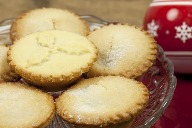 Freebies - including free mince pies