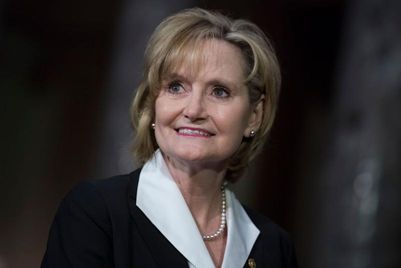 Embattled Sen. Cindy Hyde-Smith Apologizes for 'Public Hanging' Comment, But Says Her Words Were 'Twisted'
