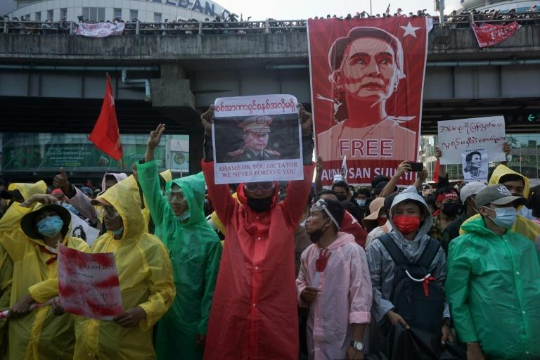 For many still fighting, the revolution must go further than the movement Aung San Suu Kyi led decades ago, and permanently root out military dominance of the country's politics and economy
