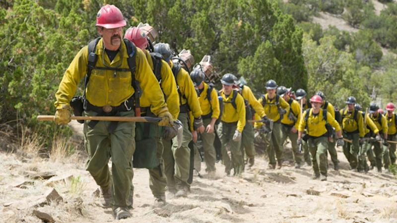 Film Review: Josh Brolin in 'Only the Brave'