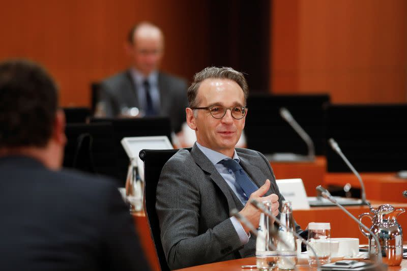 Germany expects EU response to Navalny case in coming days