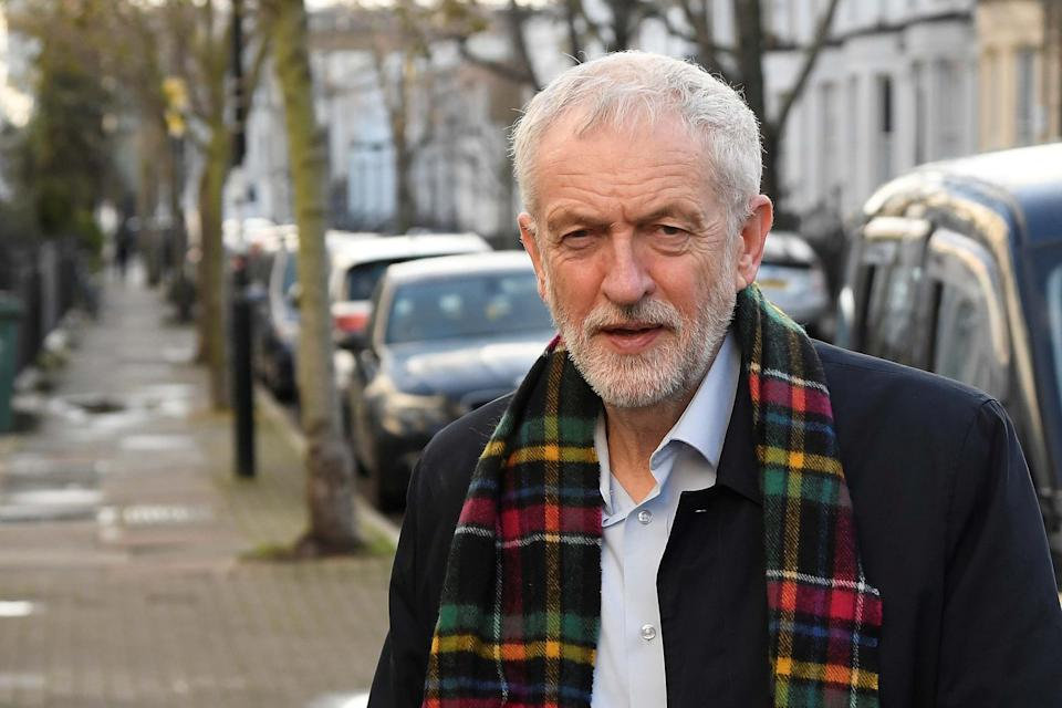 Jeremy Corbyn has apologised over Labour's catastrophic general election result: REUTERS