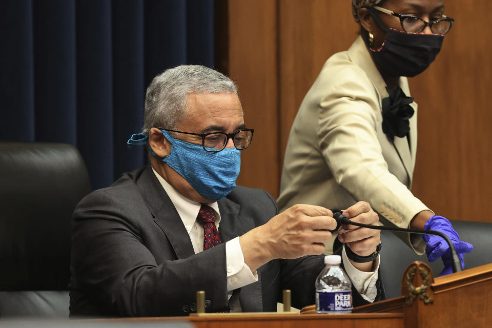 Democrats charge OSHA isn't protecting front-line workers