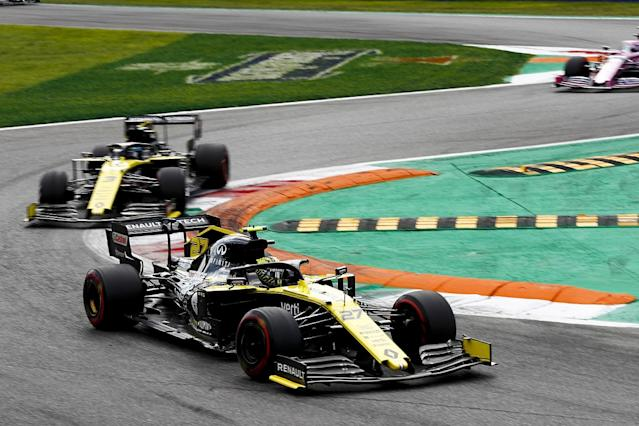 Renault F1 team made £7.4m loss in 2018