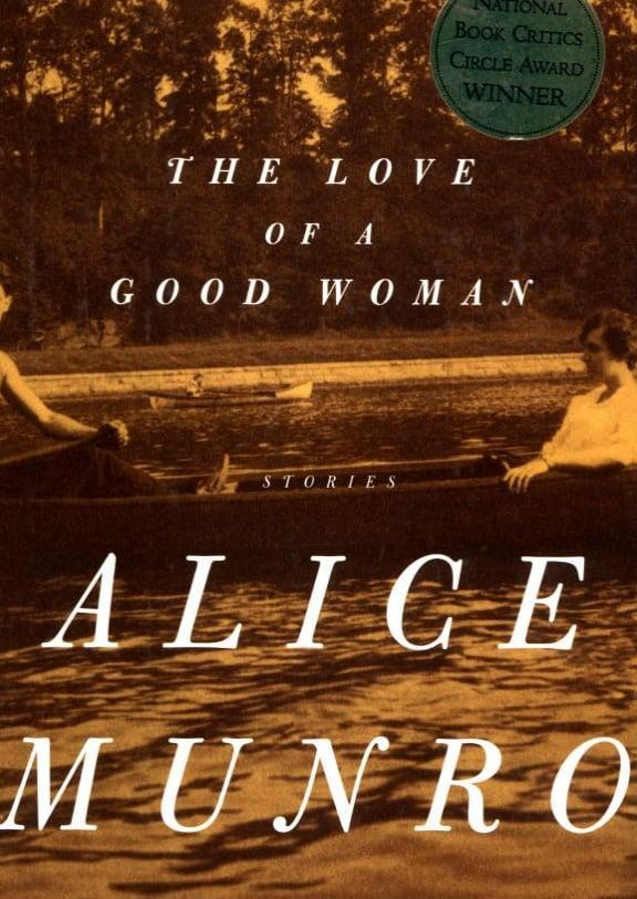 "<p><a href=""https://www.popsugar.com/buy?url=https%3A%2F%2Fwww.amazon.com%2FLove-Good-Woman-Alice-Munro%2Fdp%2F0375403957%2Fref%3Dtmm_hrd_swatch_0%3F_encoding%3DUTF8%26qid%3D1488994337%26sr%3D1-1&p_name=%3Cb%3EThe%20Love%20of%20a%20Good%20Woman%3C%2Fb%3E%20by%20Alice%20Munro&retailer=amazon.com&evar1=tres%3Auk&evar9=43250262&evar98=https%3A%2F%2Fwww.popsugar.com%2Flove%2Fphoto-gallery%2F43250262%2Fimage%2F43278330%2FLove-Good-Woman-Alice-Munro&list1=books%2Cwomen%2Creading%2Cinternational%20womens%20day%2Cwomens%20history%20month&prop13=api&pdata=1"" class=""link rapid-noclick-resp"" rel=""nofollow noopener"" target=""_blank"" data-ylk=""slk:The Love of a Good Woman by Alice Munro""><b>The Love of a Good Woman</b> by Alice Munro</a></p>"