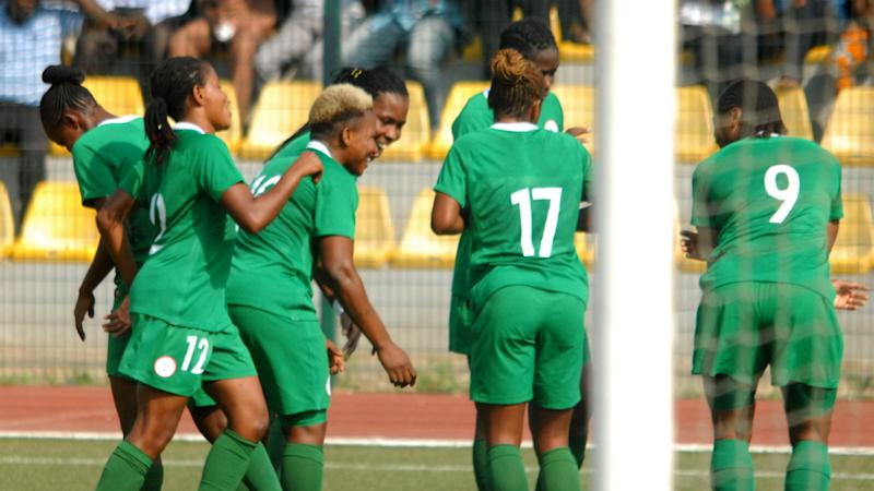 Nigeria wrap up 2019 Wafu Women's Cup preparations with victory