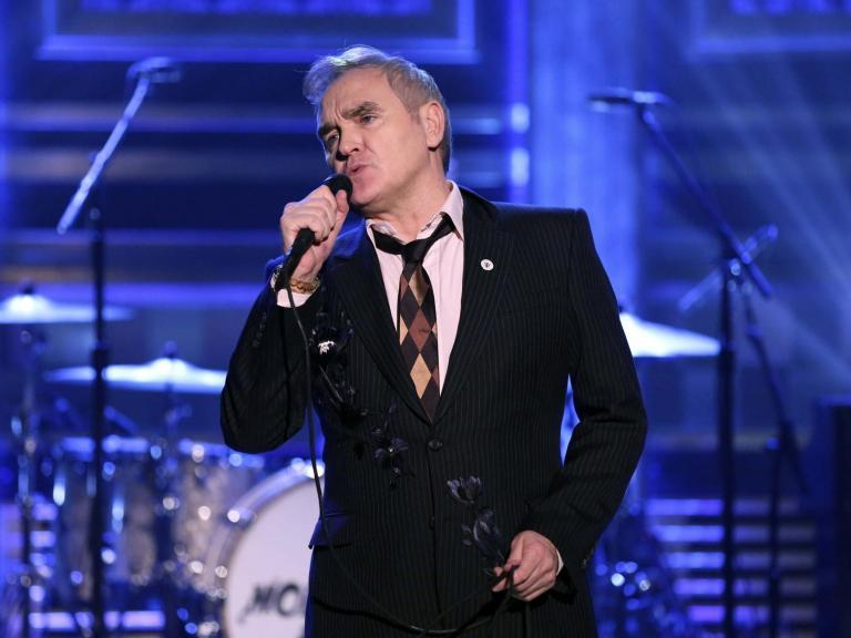 """Morrissey has called for an end to """"Soviet Britain"""" after he was accused of supporting the far right.The singer and former frontman of The Smiths has become the centre of controversy for his supposed support of the right-wing political group For Britain.He said that """"the march backwards is over"""" in an online rallying cry for his various viewpoints, from press freedom to animal rights.The lengthy pronouncement was made on the official Facebook page of Morrissey, who has consistently denied he holds racist views.In the 400-word message, the singer thanked BBC Radio 2 and host Jo Whiley for supporting his songs, before decrying the print media as """"vengeful and paranoid"""" for misrepresenting him and """"inventing Britain's doomsday"""".It continued: """"The march backwards is over, and life has begun again. With voice extended to breaking point, I call for the prosperity of free speech; the eradication of totalitarian control.""""I call for diversity of opinion; I call for the total abolition of the abattoir; I call for peace, above all; I call for civil society; I call for a so-far unknowable end to brutalities; 'No' to Soviet Britain; prayers not to gods but to forces; an end to disingenuous media cluelessness.""""The people have the power; hatred and beheadings belong in the furnace of history; music might still be your only friend; for every shade and persuasion ... we shall always be alongside each other – everyone's culture of value.""""No more fashionable outrage; cows are friends to humans – don't kill them.""""He further advised """"beware of those who write in headlines"""" and """"God gave you your life to enjoy"""".Morrissey concluded the post with: """"Ignore the cold eyes of fascism; your life is Art.""""The 60-year-old singer's new album California Son has recently been released. PA"""