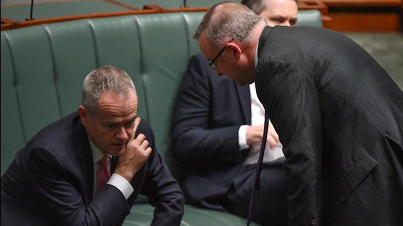 Bill Shorten and Labor leader Anthony Albanese have condemned branch-stacking in the party