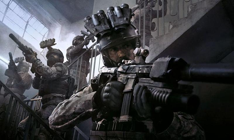 Call of Duty: Modern Warfare on Xbox Live. (Photo: Activision)