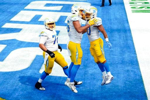 Chargers' Late Lateral Goes Awry In Awful Loss To Carolina