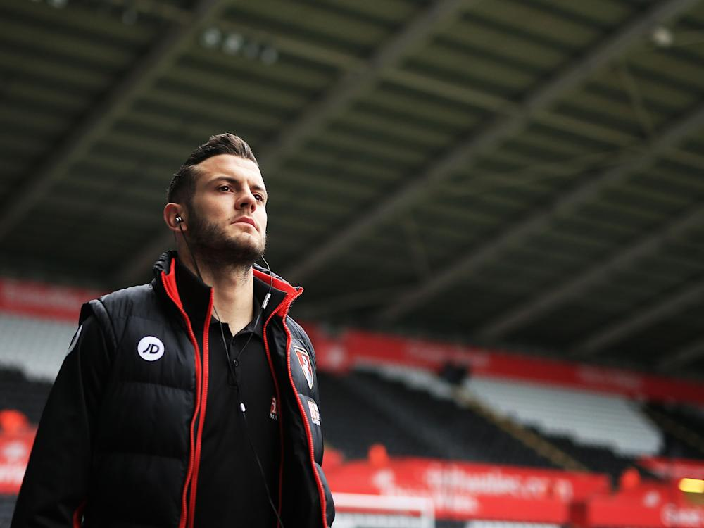 Jack Wilshere will have a decision to make over his future this summer: Getty
