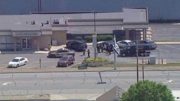 PHOTO: Retired Cook County Sheriff's Deputy, 55-year-old Richard Castellana, was killed after he was reportedly ambushed by two men during an attempted bank robbery at approximately 1 p.m. in Gary, Indiana, on Friday, June 11, 2021. (ABC News/WLS-TV)