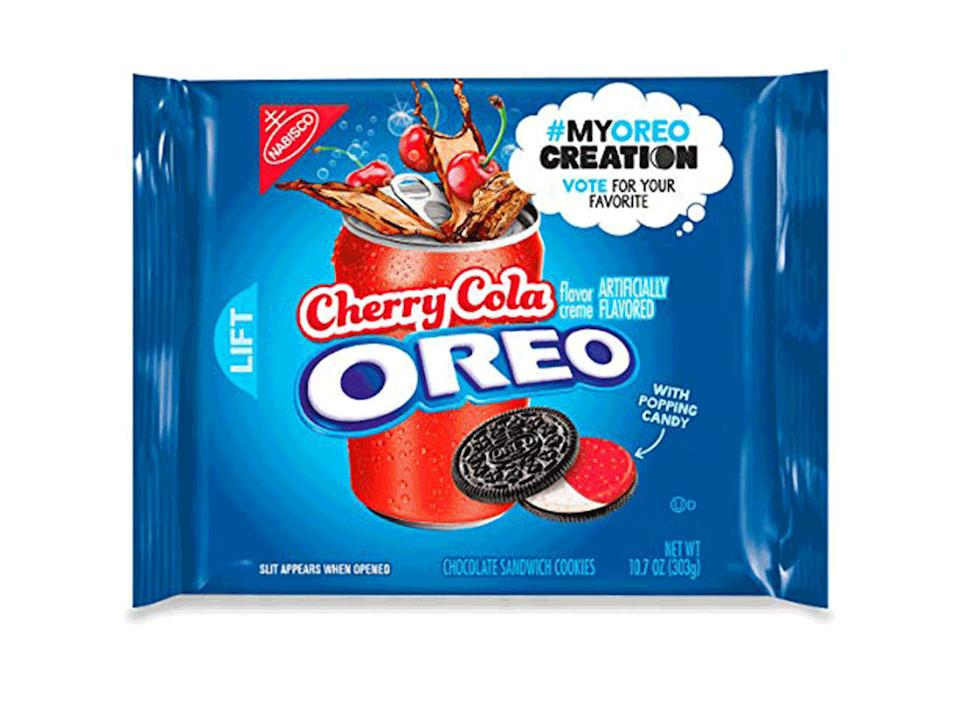 cherry cola oreo pack