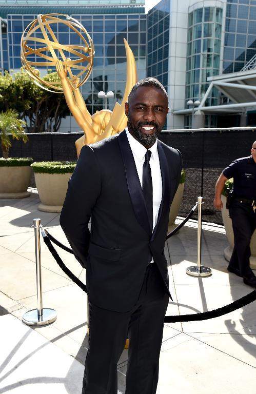 Actor Idris Elba attends the 66th Annual Primetime Emmy Awards on August 25, 2014 in Los Angeles, California