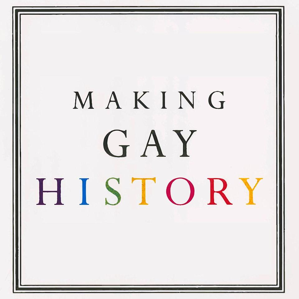 """<p>Hosted by journalist Eric Marcus, <em>Making Gay History</em> tells the story of the LGBTQ+ community in its own words, using a mix of archival interviews and new reporting. People profiled on the show include World War II refugee Paulette Goodman, writer and AIDS activist Larry Kramer, and many participants in the <a href=""""https://www.oprahmag.com/life/a27657496/stonewall-riots-significance-facts/"""" rel=""""nofollow noopener"""" target=""""_blank"""" data-ylk=""""slk:Stonewall riot"""" class=""""link rapid-noclick-resp"""">Stonewall riot</a>, which kicked off the movement for gay rights.</p><p><a class=""""link rapid-noclick-resp"""" href=""""https://podcasts.apple.com/us/podcast/making-gay-history-lgbtq-oral-histories-from-the-archive/id1162447122"""" rel=""""nofollow noopener"""" target=""""_blank"""" data-ylk=""""slk:LISTEN NOW"""">LISTEN NOW</a></p>"""