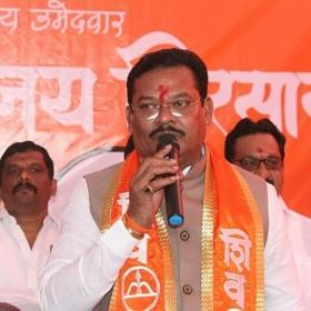 Shiv Sena MLA, Aurangabad dy mayor booked for beating party worker
