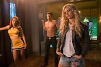 """<p><strong>What you're in for:</strong> To be totally honest, I find this movie starring Samara Weaving as a killer babysitter pretty funny and heartfelt. But that doesn't stop the McG-directed horror-comedy from being drenched in blood as Weaving's pal's get rightfully picked off by a clever kid. </p> <p><strong>Notable gore:</strong> Imagine if the elaborate pranks Kevin sets for the robbers in <strong>Home Alone</strong> were actually deadly, and then you'll get a good idea of all the ways young Cole (Judah Lewis) takes out his captors.</p> <p><a href=""""https://www.netflix.com/title/80164456"""" class=""""link rapid-noclick-resp"""" rel=""""nofollow noopener"""" target=""""_blank"""" data-ylk=""""slk:Watch The Babysitter on Netflix."""">Watch <strong>The Babysitter</strong> on Netflix.</a></p>"""