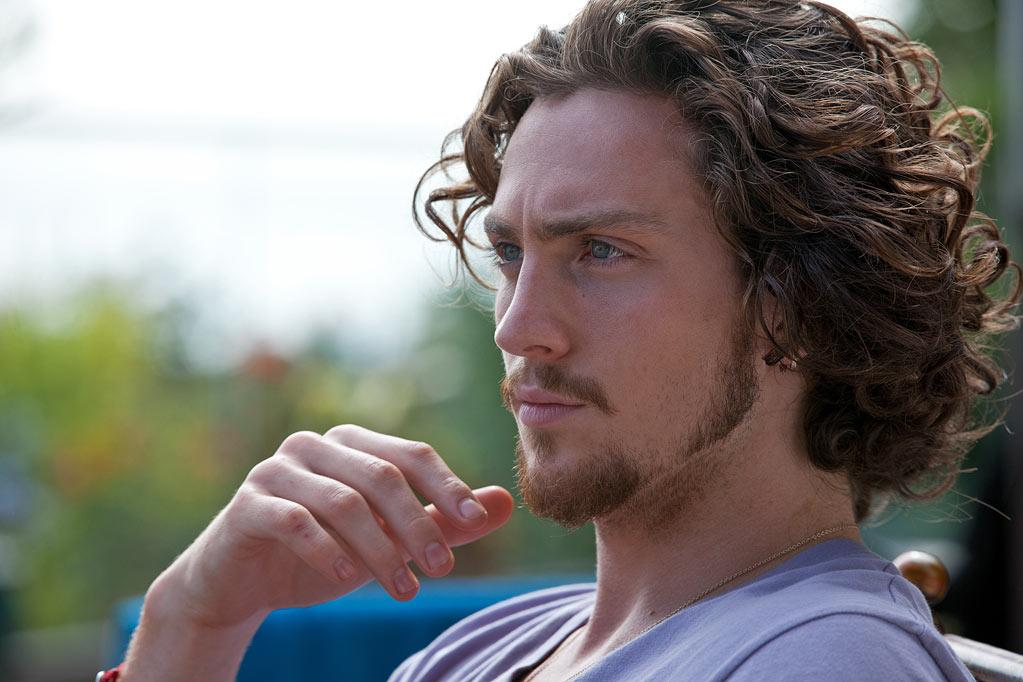 "Aaron Johnson in Universal Pictures' ""Savages"" - 2012"