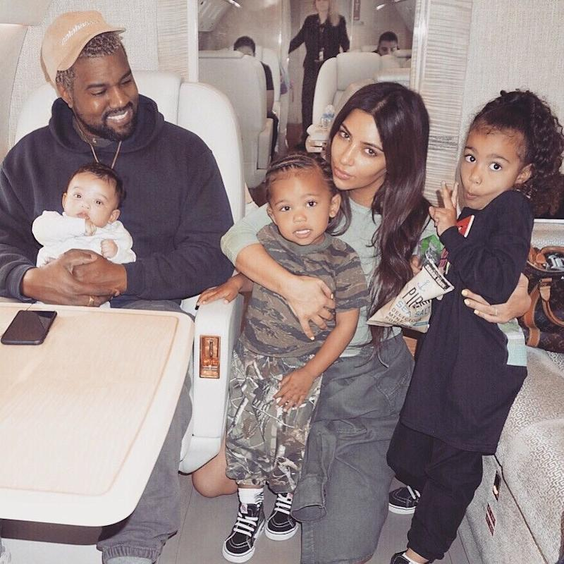 Kim Kardashian beat her sisters Kylie and Khloé to the baby game all the way back in January, when she and her husband had their third child, named Chicago West, via a surrogate. Though he's mainly been getting cozy with his sibs North and Saint in family photos, he's now getting old enough to emerge as a star on his own.