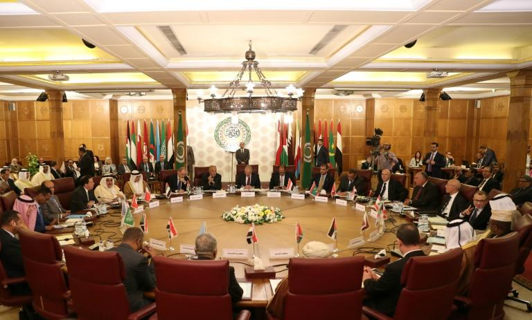 The Arab League holds an emergency meeting over a Turkish offensive in Syria on October 12, 2019
