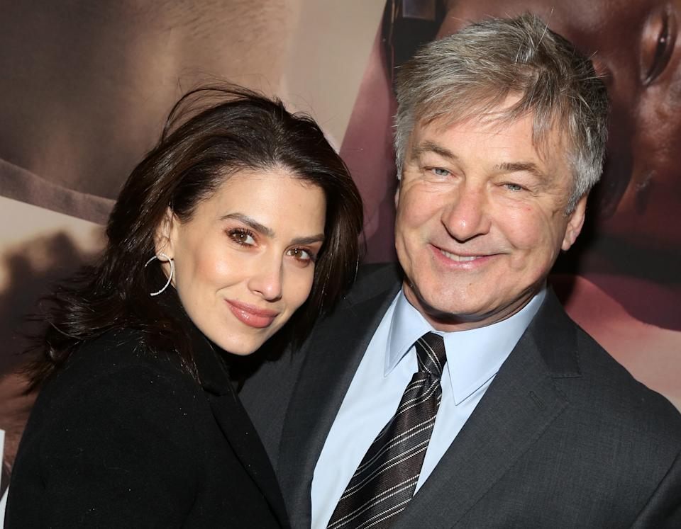 Hilaria Baldwin, wife of Alec Baldwin, took to social media on Sunday to address critics. (Photo: Bruce Glikas/WireImage)