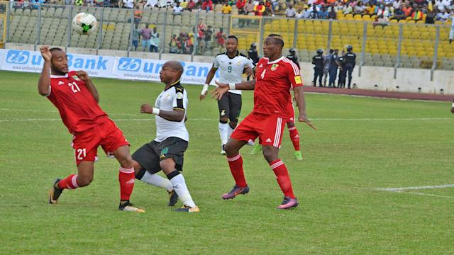 The Black Stars' boss sheds light on the fitness of the 29-year-old ahead of Saturday's tie against the Indomitable Lions