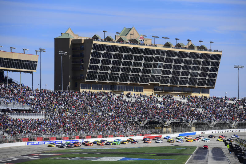 Texas, Florida Eager For NASCAR To Rev Engines Again