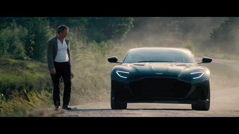 James Bond No Time To Die Trailer