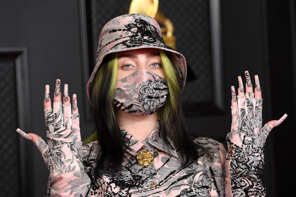 """<h1 class=""""title"""">63rd Annual GRAMMY Awards – Arrivals</h1><cite class=""""credit"""">Getty Images</cite>"""
