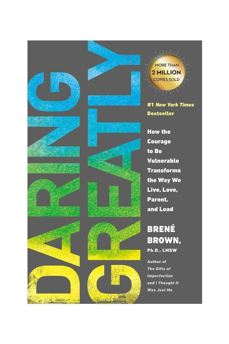 """<p>By Brene Brown</p><p>Brown's name on this book alone should have you ordering several copies of it given her prominence in the area of self help. A #1 New York Times bestseller, this book is focussed on building a reader's courage and exposing their vulnerabilities in order to improve the way they're seen in the world and make a success of life.</p><p>£12.18</p><p><a class=""""link rapid-noclick-resp"""" href=""""https://www.amazon.co.uk/dp/1592408419?tag=hearstuk-yahoo-21&ascsubtag=%5Bartid%7C1921.g.30324280%5Bsrc%7Cyahoo-uk"""" rel=""""nofollow noopener"""" target=""""_blank"""" data-ylk=""""slk:SHOP NOW"""">SHOP NOW</a></p>"""