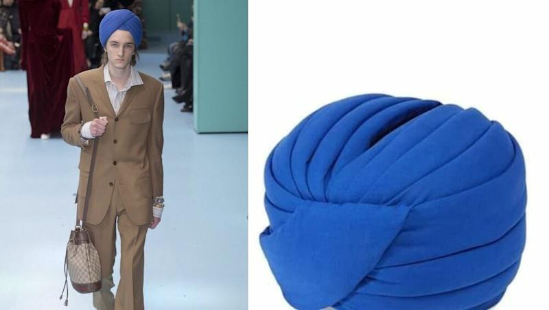 Gucci Sells Turbans for Rs 56,000, Enraged Sikhs Accuses Fashion Brand of Cultural Appropriation