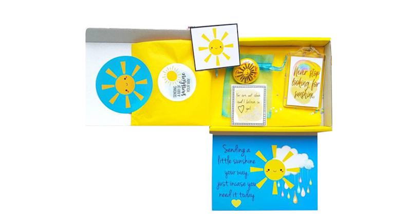 Sending you sunshine box