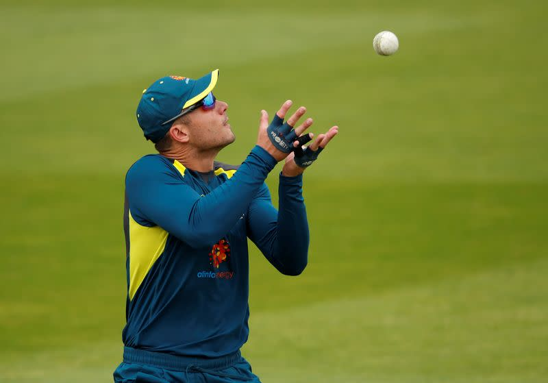 Cricket: Khawaja, Stoinis named in preliminary squad for England tour
